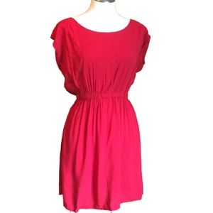BeBop Red Dress Size Medium